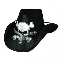 Endless Ride Straw Cowboy Hat