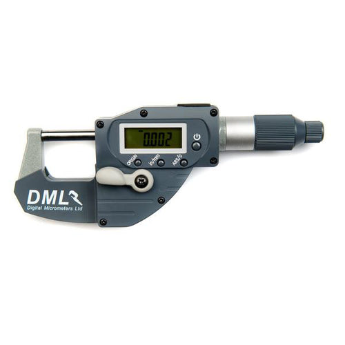 DML 0-25mm Snap Micrometer DM5025
