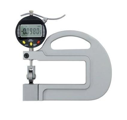 10mm (0.01mm) Roller Anvil Thickness Gauge  DML3040Thickness Gauges