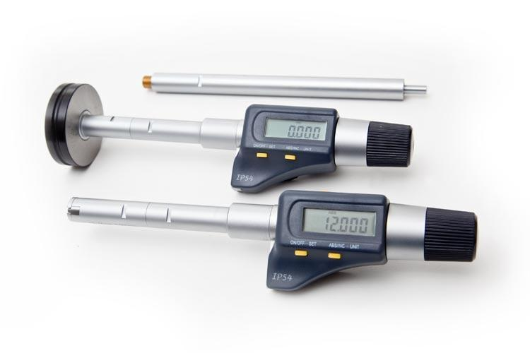 12 - 20mm Digital Bore Gauge Set DBG1220SBore Gauges