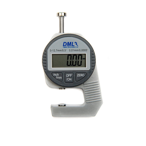 12.7mm Pocket Thickness Gauge DML3004Thickness Gauges