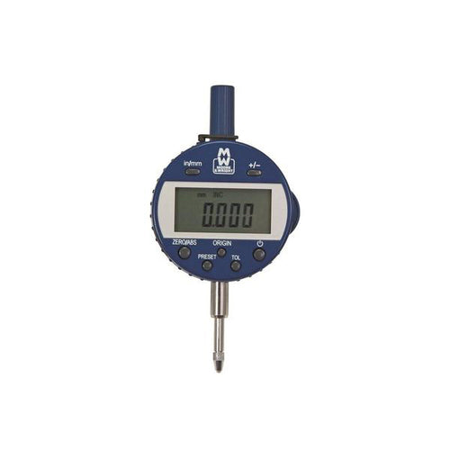Moore & Wright 12.7mm (0.001mm) IP54 Digital Absolute Indicator MW430-01DABS