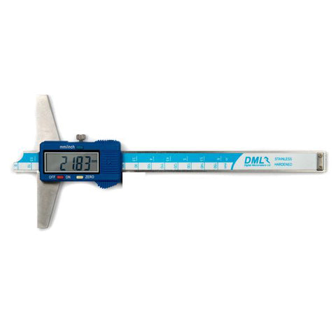 DML 150mm Digital Depth Gauge DDG150