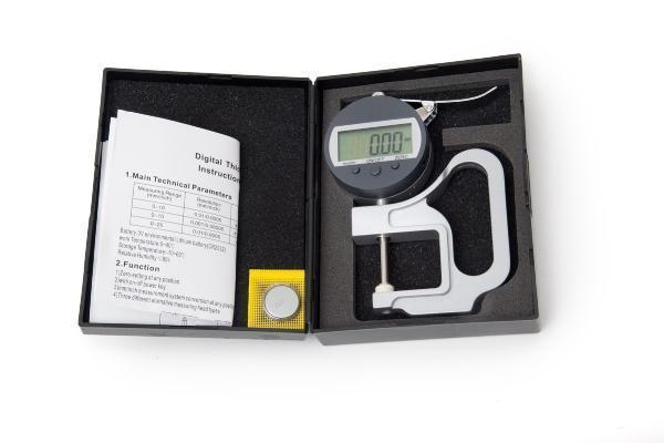 25mm (0.01mm) Digital Thickness Gauge DML4031Thickness Gauges