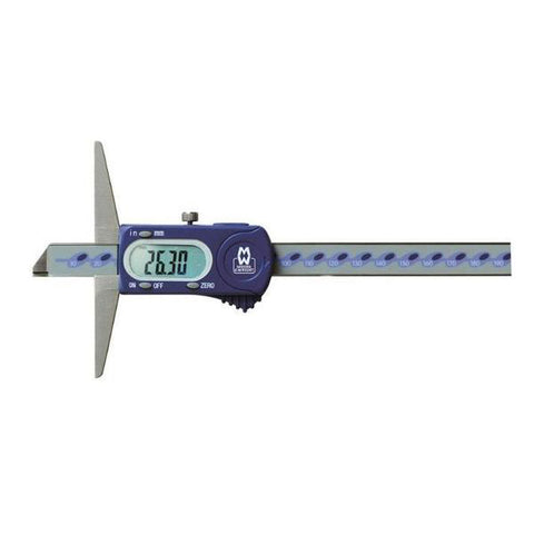 DML 150mm Digitronic Digital Depth Gauge MW170-15DB