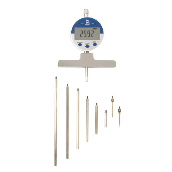 Moore & Wright 550mm Digital Depth Gauge MW172-01D