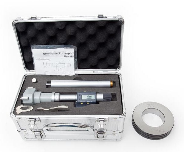87 - 100mm Digital Bore Gauge DBG87100 - Digital Micrometers Ltd
