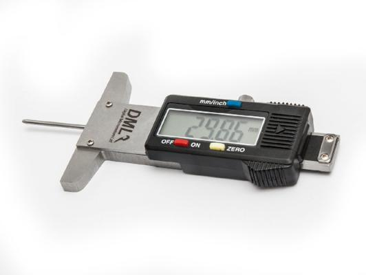 30mm Digital Depth Gauge DDG100 - Digital Micrometers Ltd