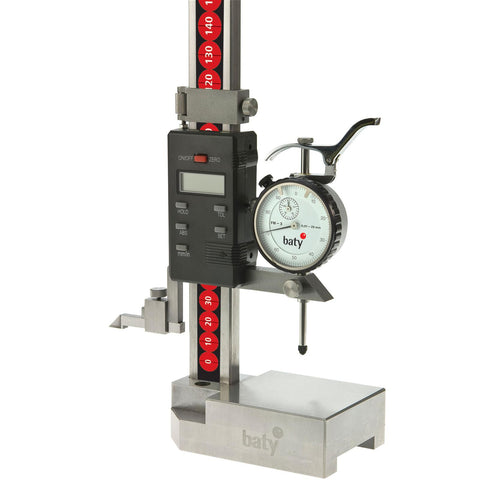 Baty DHG-300 (0-300mm) Dual Plane Digital Height Gauge