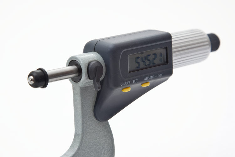 50-75mm IP54 Digital Micrometer  DM3075 - Digital Micrometers Ltd