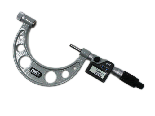 DML 0-100mm IP65 Adjustable Digital Micrometer DM6100