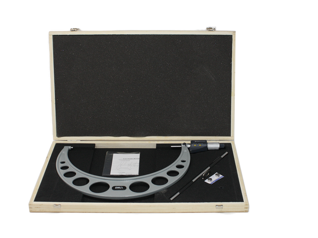 DML 200-225mm IP54 Digital Micrometer DM3225