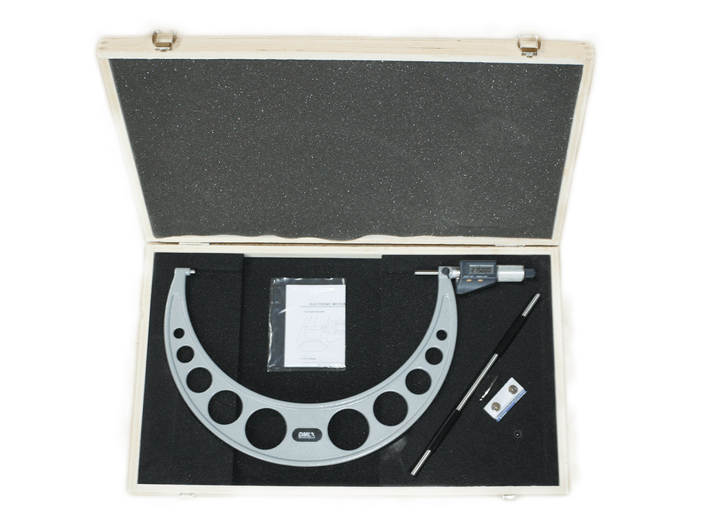 DML 275-300mm IP54 Digital Micrometer DM3300