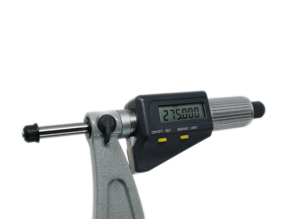 275-300mm IP54 Digital Micrometer DM3300