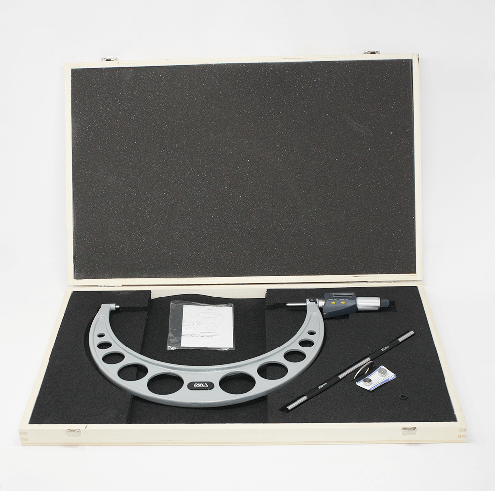 DML 250-275mm IP54 Digital Micrometer DM3275