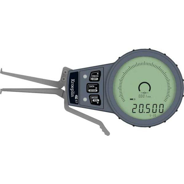 Kroeplin G010 (10-25mm) Internal Metric Digital Calipers