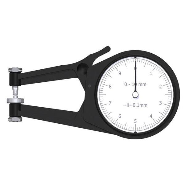 Kroeplin POCO2T (0-10mm) Foamed Materials & Foils Measurement Caliper