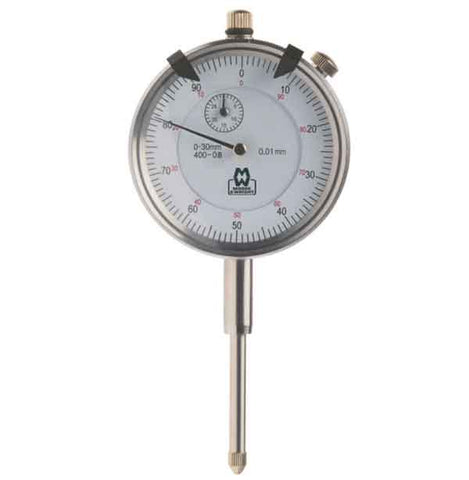 MW400-08 Moore & Wright (0-30.0mm) Dial Indicator 400 Series