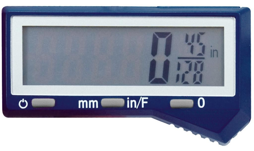 Moore & Wright MW110-15DFC (0-150mm) Fractional Digital Caliper
