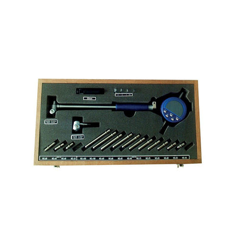 Moore & Wright MW316-12D (35-160mm) Digital bore Gauge Set