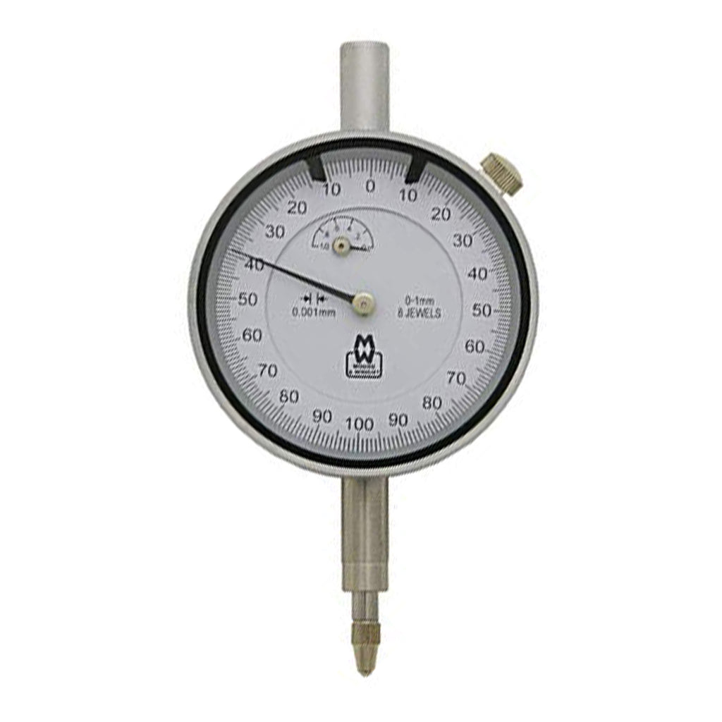 MW400-02 Moore & Wright (0-1.0mm) Dial Indicator 400 Series
