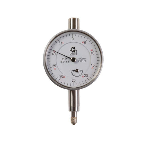 MW400-03 Moore & Wright (0-3.0mm) Dial Indicator 400 Series