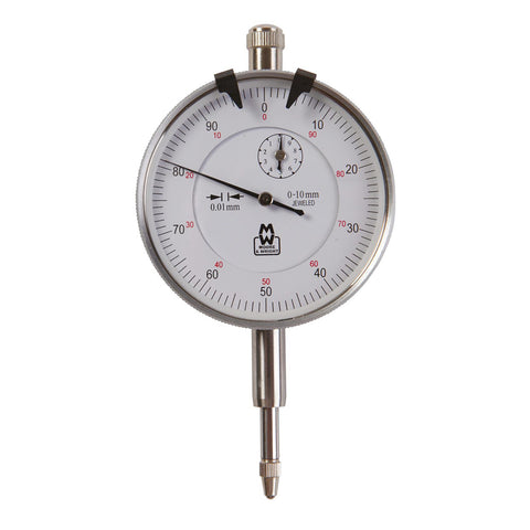 MW400-05 Moore & Wright (0-10.0mm) Dial Indicator 400 Series