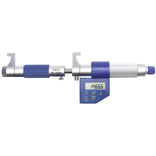 Moore & Wright MW280-06DDL (125-150mm) Digital Caliper Type Inside Micrometer