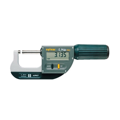 Sylvac 30-903-0600 (30-66mm) S_Mike Pro Digital Micrometer