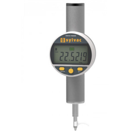 Sylvac 30-805-8502 (0-25mm) IP54 Dial Pro Digital Indicator