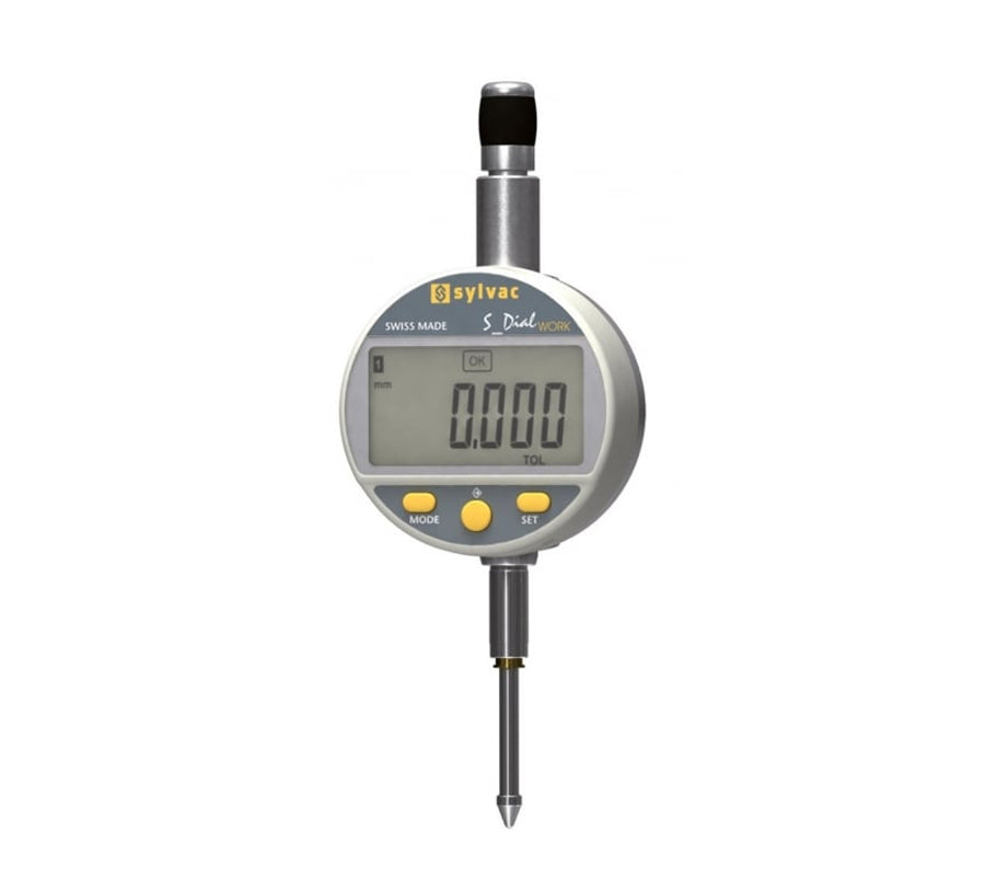 Sylvac 30-805-5625 (0-50mm) IP67 Work Advanced Digital Indicator