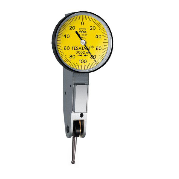 TESA Tesatast 0.2mm Lever-type 28mm Dial Test Indicator 01810009