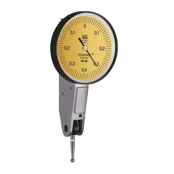 TESA Tesatast 0.8mm Lever-type 38mm Dial Test Indicator 01810006