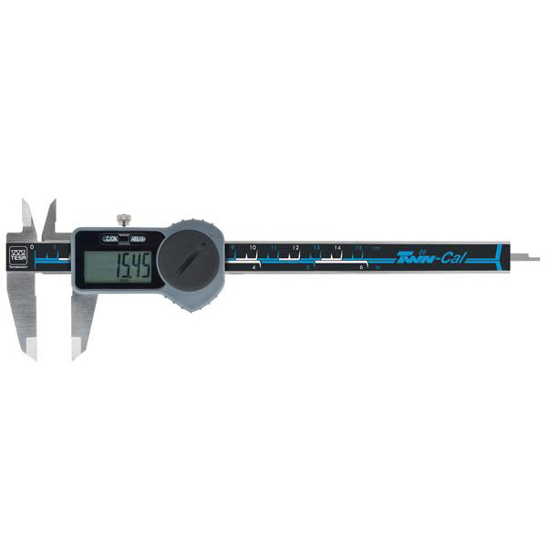 TESA Twin-Cal IP40 150mm Digital Caliper 00530097