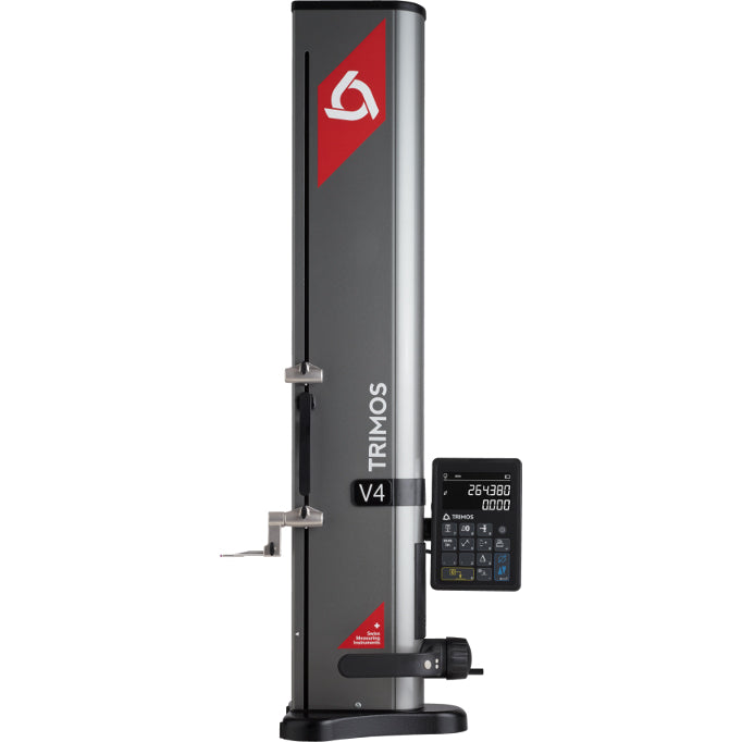 Trimos V4 (0-700mm) Digital Height Gauge 20-V4-700RF