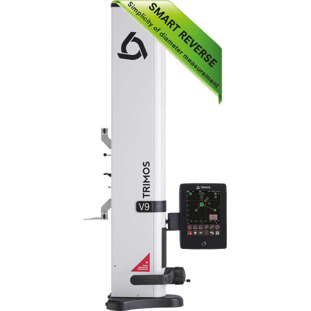 Trimos V9 (0-1100mm) Digital Height Gauge 20-V9-1100
