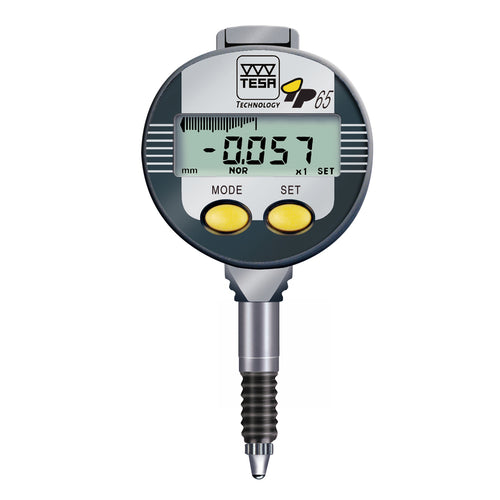 Tesa 0-5mm (0.001mm) Digital Indicator Dial Gauge - 01930135
