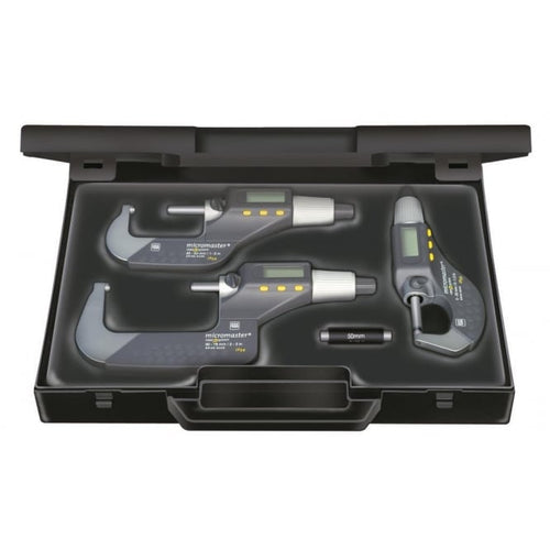 TESA 06030029 (0-75mm) Micromaster IP54 Set