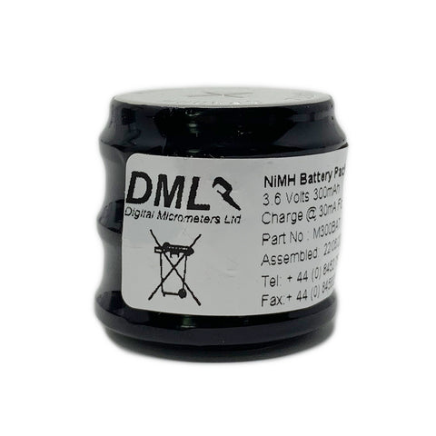 DML Micrometer Battery Replacement (Microstat V1, V2 & V3 Battery)