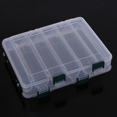 Transparent Fishing Lure Storage