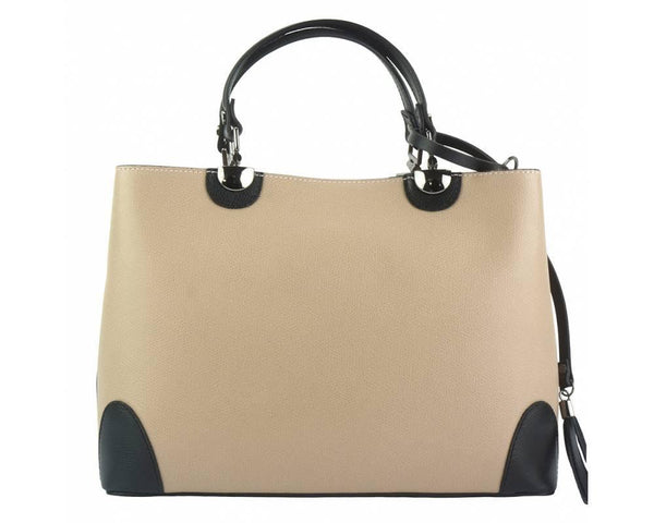 Irma - Italian leather, Italian made handbag