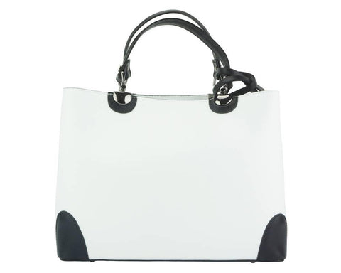 Irma - Italian leather, Italian made handbag - SUMMER