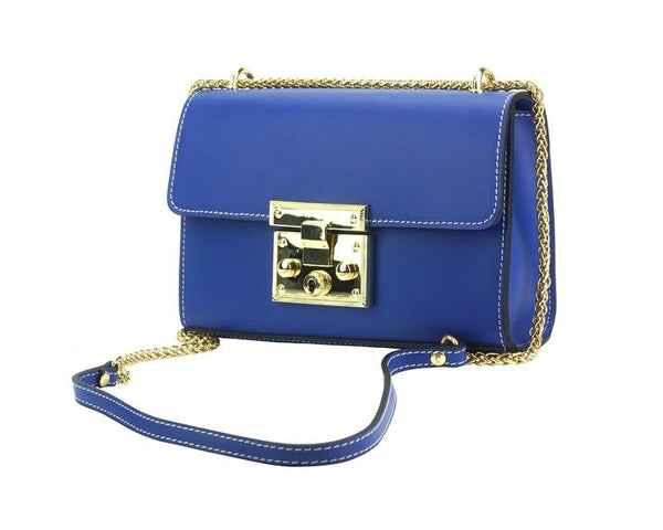 Shoulder Bag with adjustable chain strap - Victoire