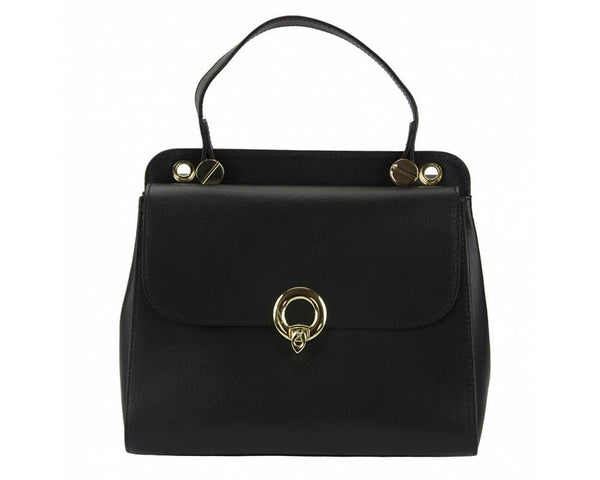 Rosita - Elegant Italian Leather Handbag