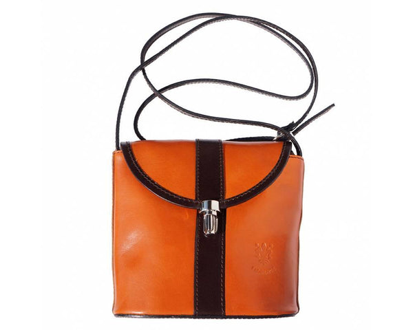 Convertible leather backpack and shoulder bag - Cloe
