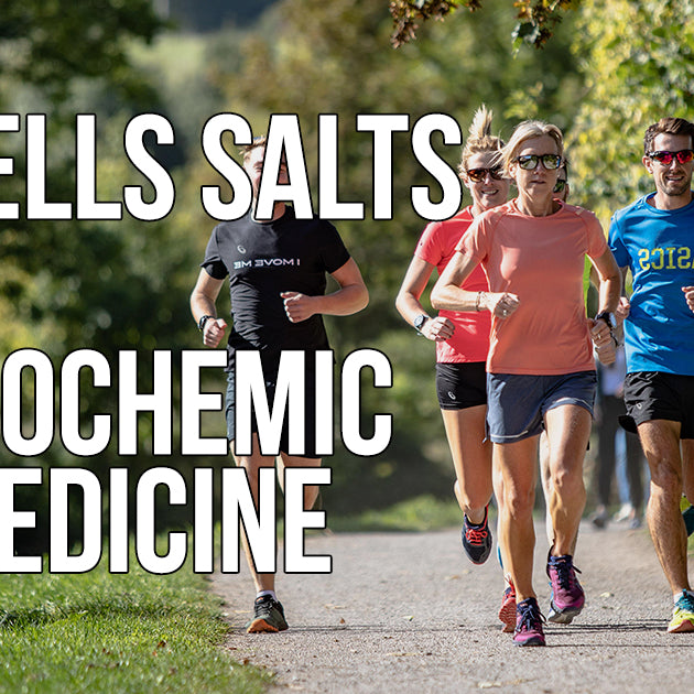 Cells salts & Biochemic Medicine