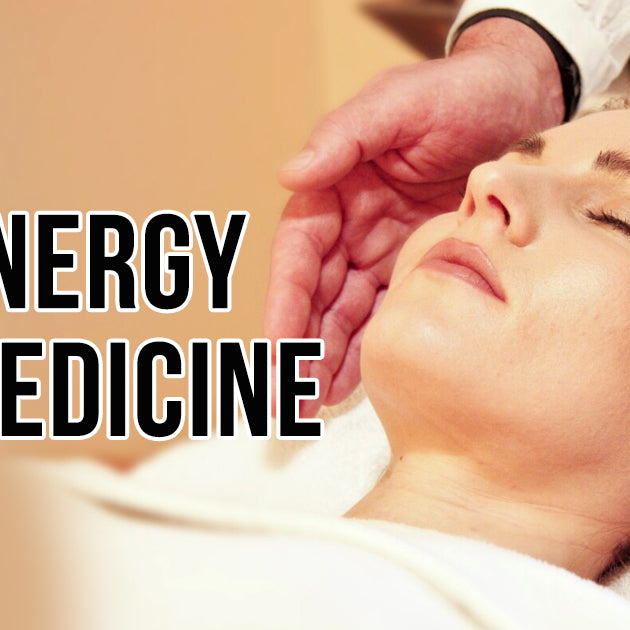 ENERGY MEDICINE works as a way to health and happiness.