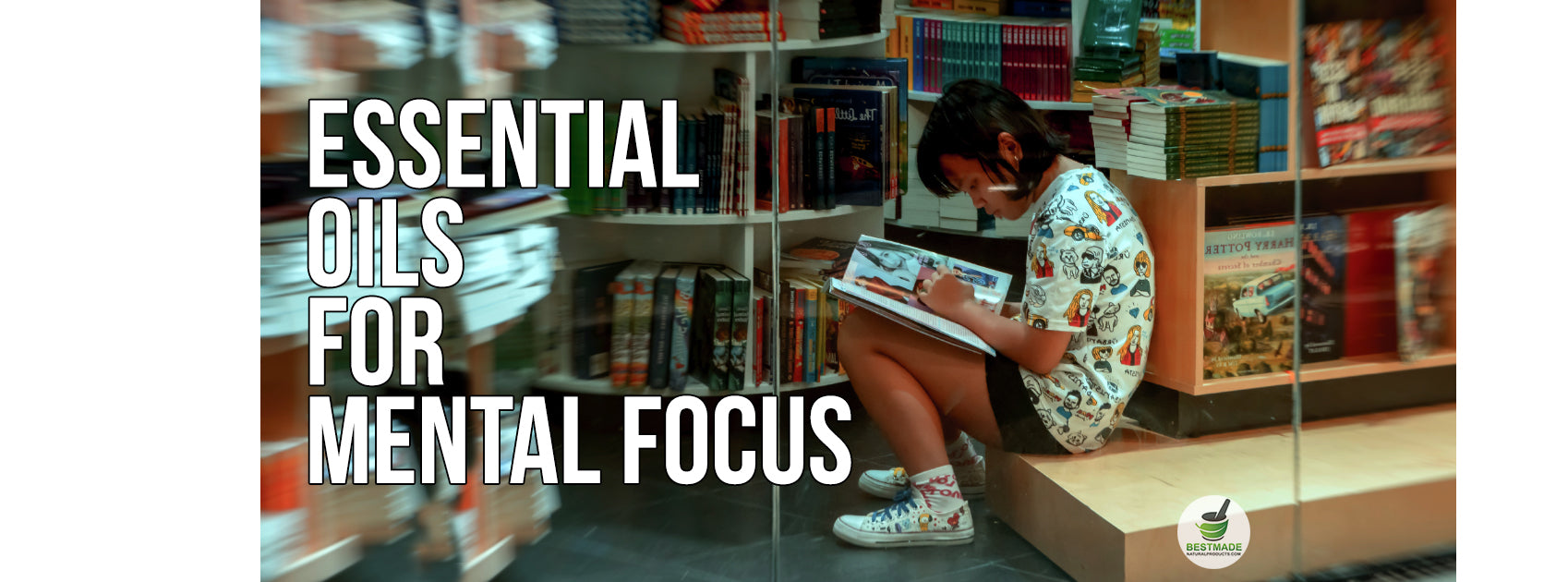 Essential Oils For Mental Focus