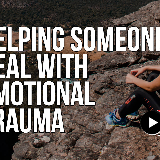 Helping Yourself Deal With Emotional Trauma