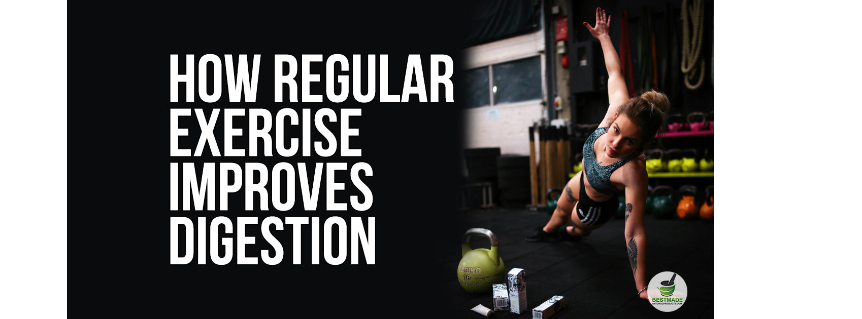 How Regular Exercise Improves Digestion